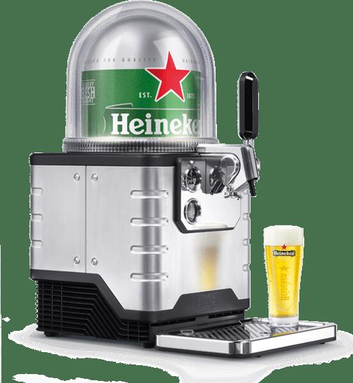 Imagen del premio: Heineken Blade