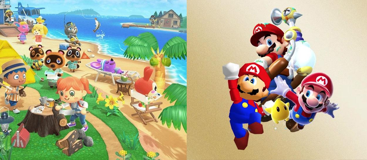Imagen del premio: 3 juegos para Nintendo Switch