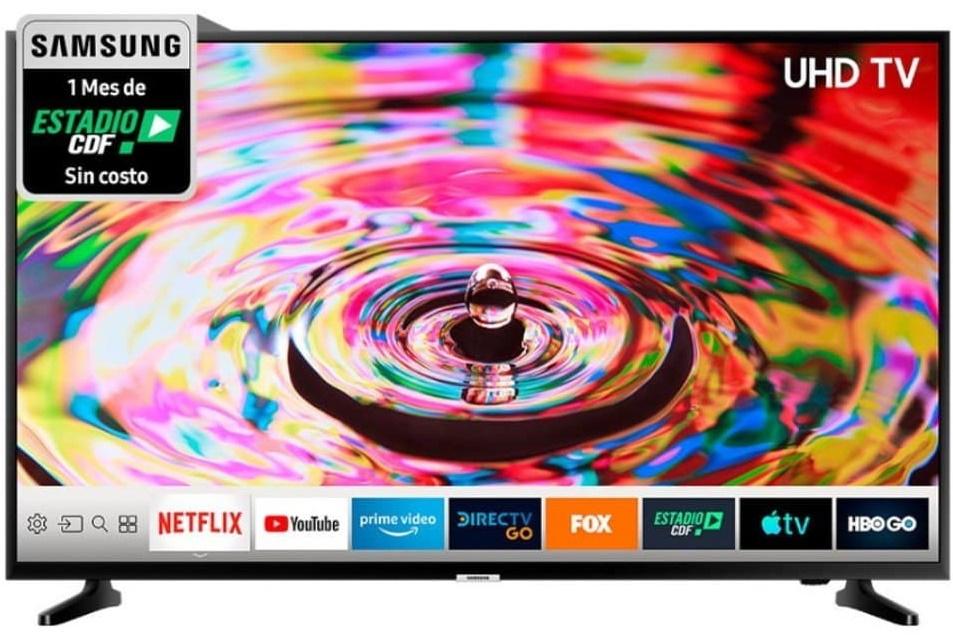 """Imagen del premio: 1 Tele de 50"""" 4K Smart TV"""